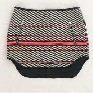 Rag & Bone Bess Stripe Skirt